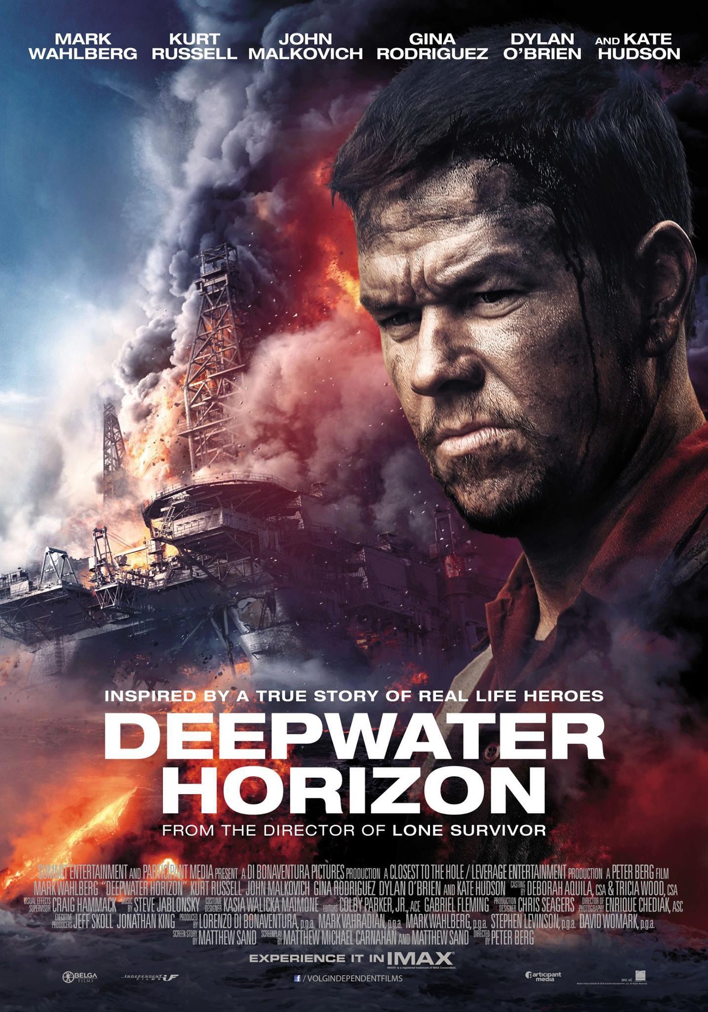 est100 一些攝影(some photos): Deepwater Horizon (2016), '怒火 ...