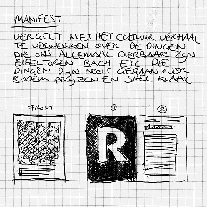 Fast Sketch Ideas For The Reinier Blonk Report Formats And Flickr