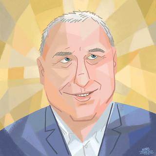 Errol Morris | by wardomatic