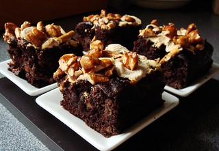 Grown Up Rocky Road Squares | by ComeUndone