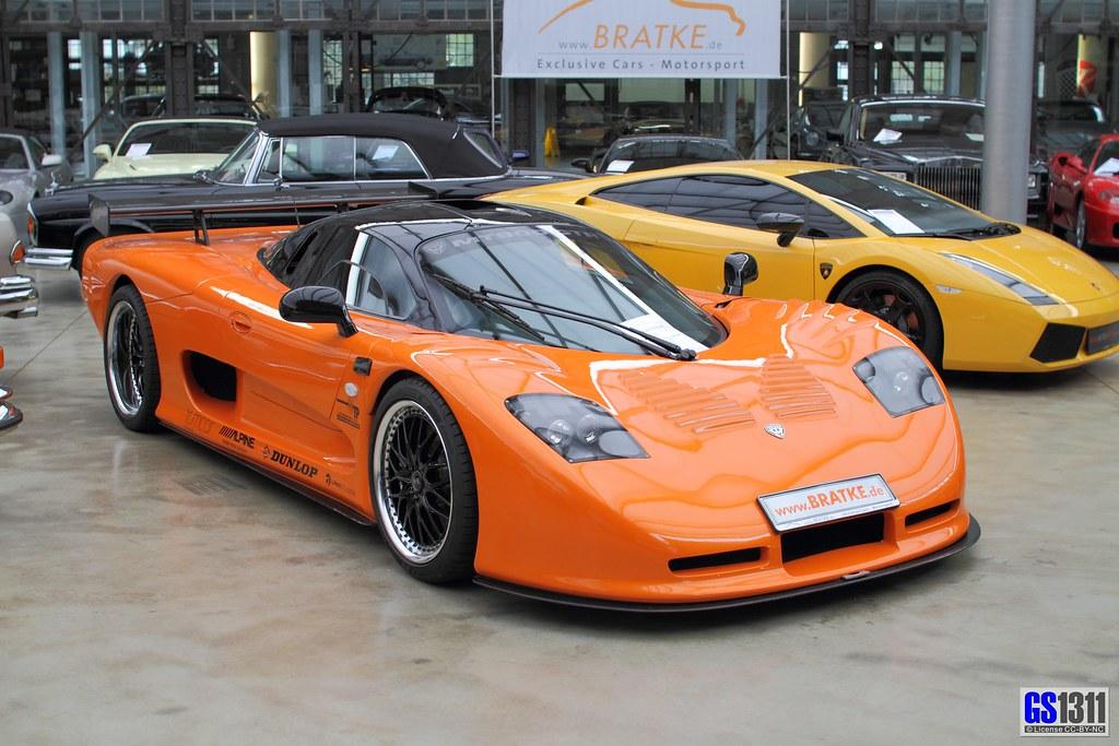 Raptor Sports Car