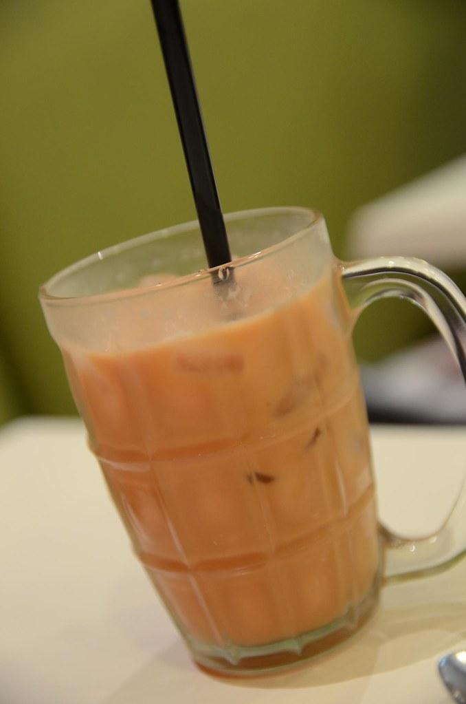 Thai Iced Milk Tea AUD3.50 - Pad Thai Cafe | Ice Milk Tea ...