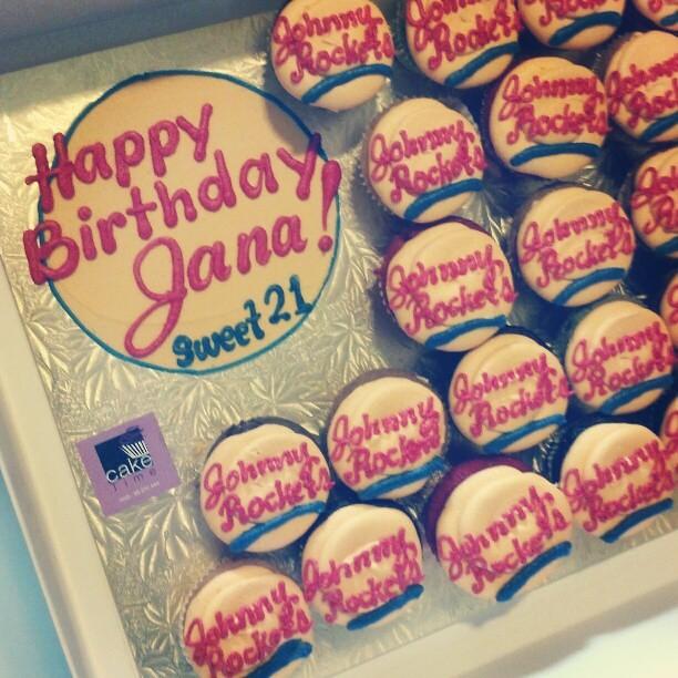 Happy Birthday Jana At Jaltabtabaie Rofaida Al Faris Flickr