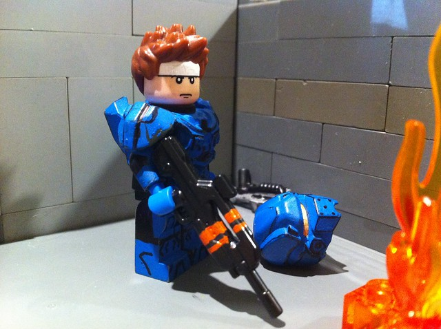 Lego halo 4 spartan warrior flickr photo sharing - Lego spartan halo ...