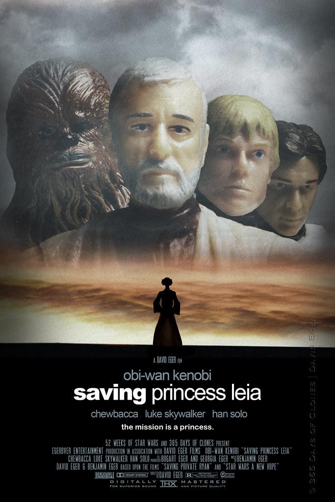 46/52 | Saving Princess Leia | 52 Weeks of Star Wars is a ...