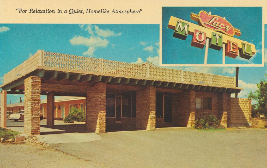 Lacy Motel - San Antonio, Texas