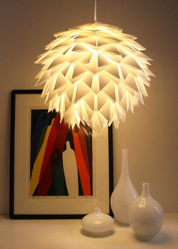 Spiky Pendant Light Created By Allison Patrick Of Zipper