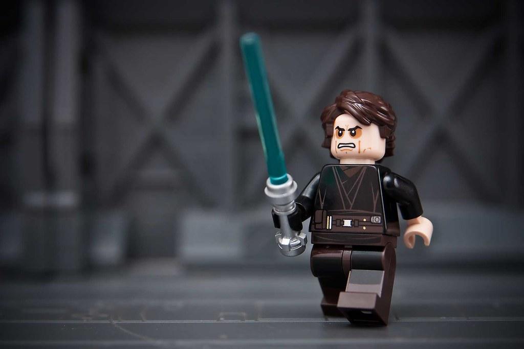 Lego star wars 9494 anakin skywalker 2 lego star wars - Lego star wars vaisseau anakin ...