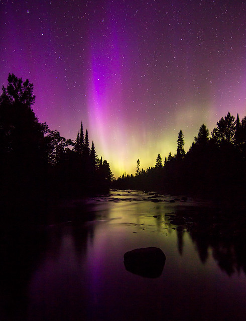 Early September Aurora