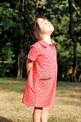 Jump Rope Dress sewn by fwc 8 | by fromwholecloth
