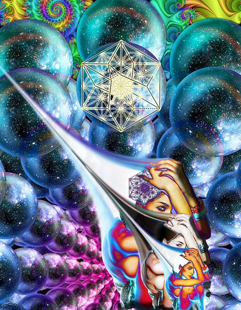 Thou Art Goddess by R. Ayana
