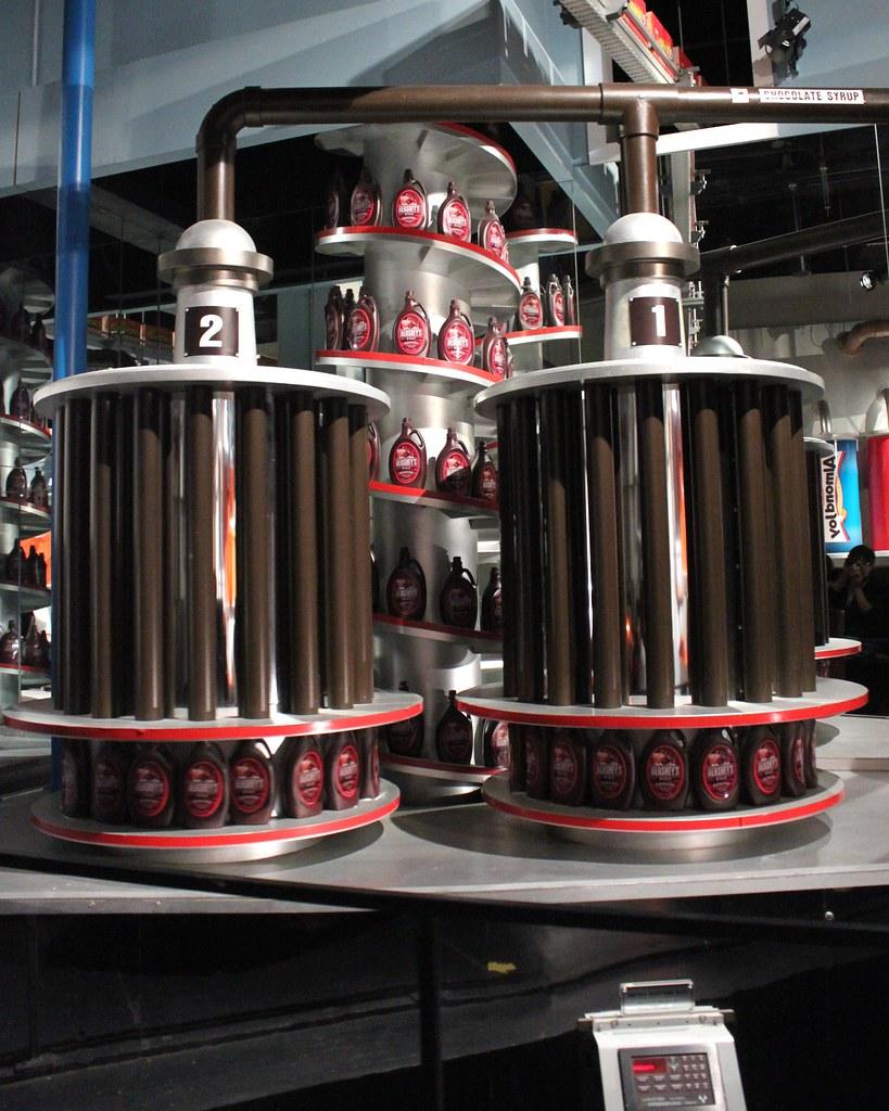 Hershey Chocolate Syrup   Hershey Chocolate Factory Tour ...