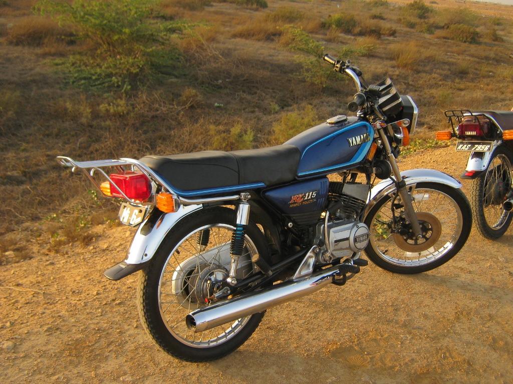 Yamaha RX115 - 1 (21) | Yamaha RX115 | Kamran Aslam | Flickr