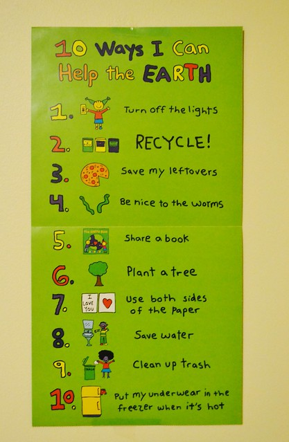Ways To Help The Earth - Lessons - Tes Teach