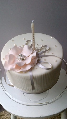 Lovely Birthday Cakes With Candles