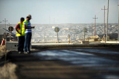 Improving the network of roads in Azerbaijan | by World Bank Photo Collection