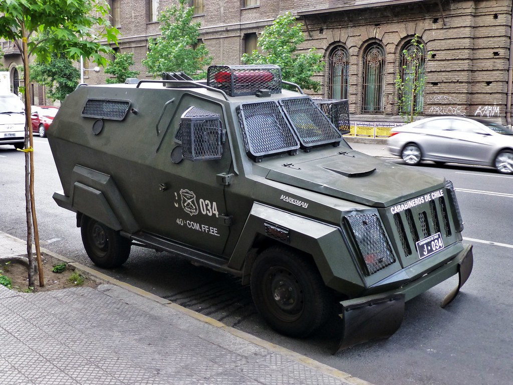 Mahindra Marksman Is Better And Cheaper Bullet Proof
