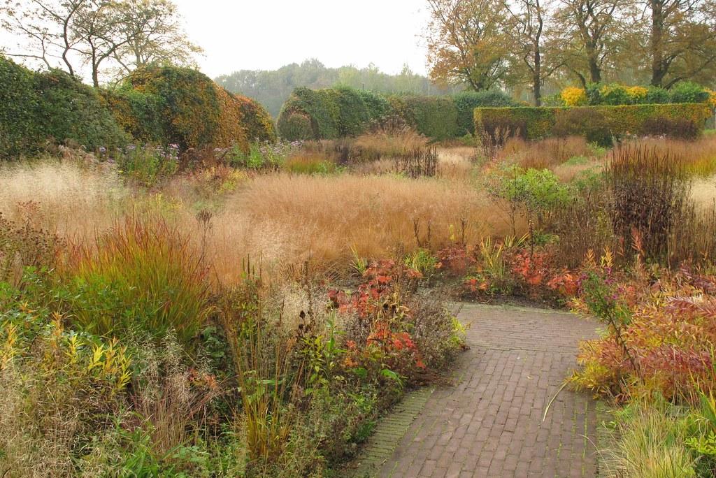 Oudolf private garden piet oudolf flickr for Piet oudolf pflanzplan