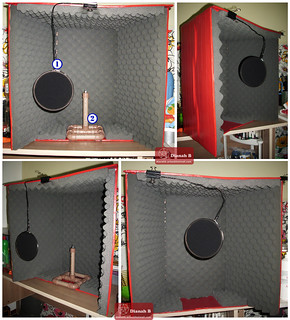 MINI VOCAL BOOTH 'ABBEY ROAD' | by Dianah B.