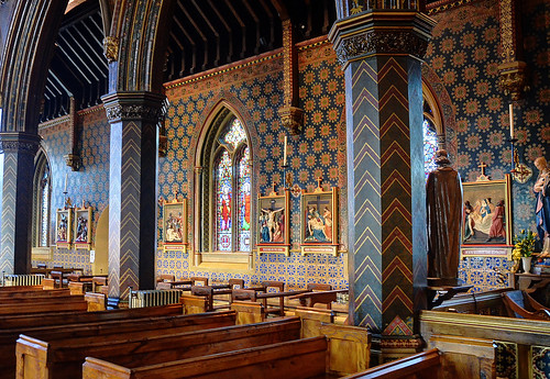 St Giles Rc Church Cheadle This Masterpiece By Augustus