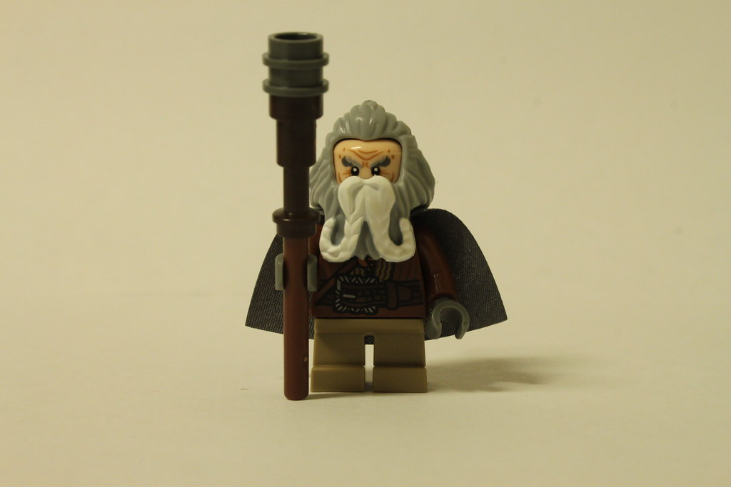 LEGO The Hobbit Barrel Escape (79004) - Oin   Read my review…   Flickr
