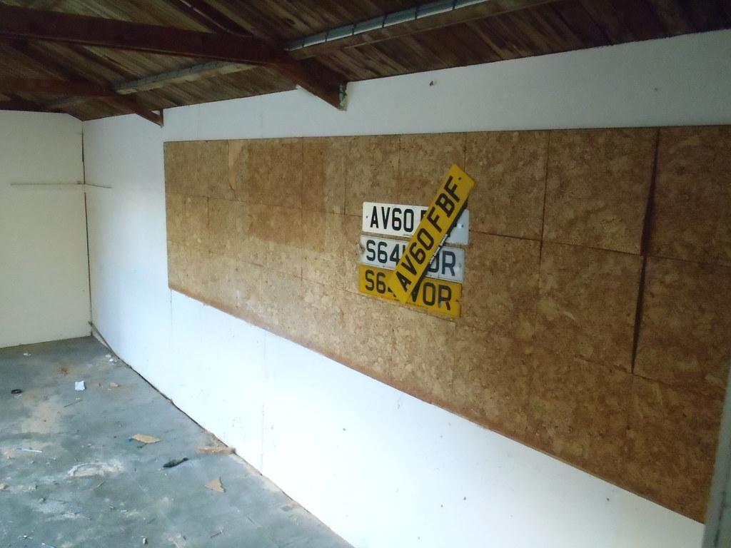 JE Asbestos Insulation Board Wall Panels