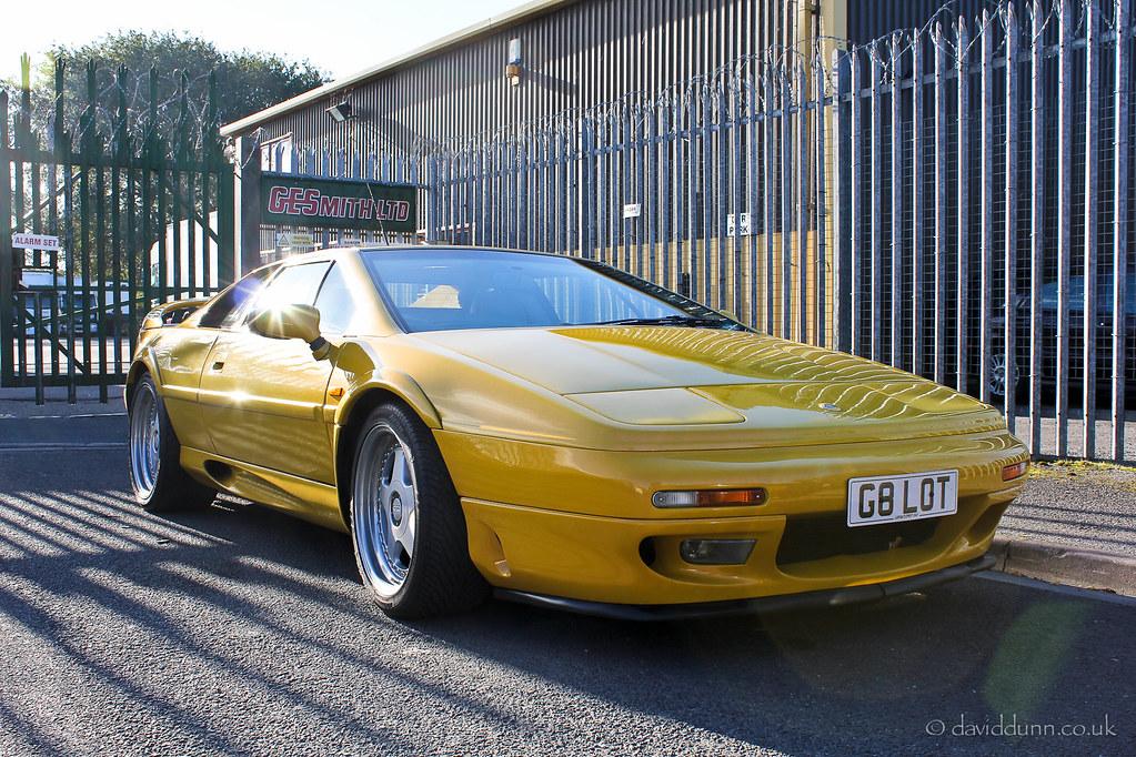 2fd9094efb6d Lotus Esprit - G8 LOT   at the October supercar meet at Spec…   Flickr