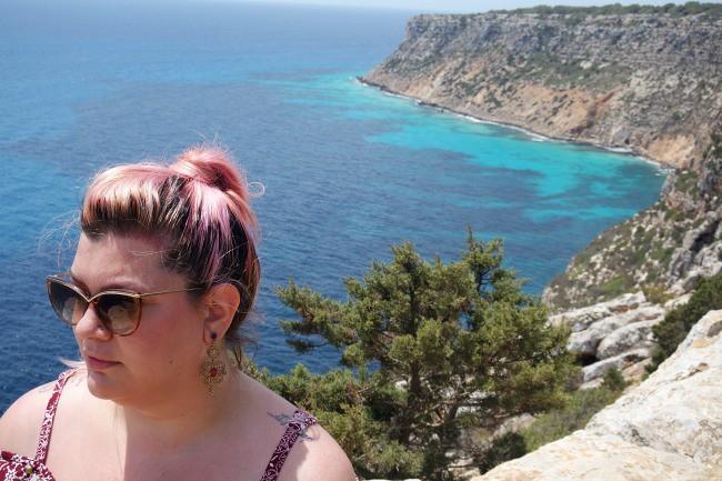Outfit e viaggi Formentera, faro de La Mola (7)