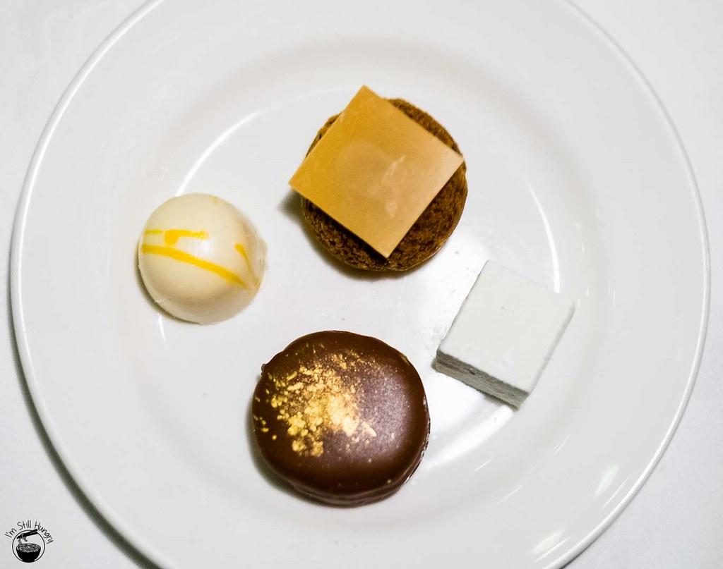 Neil Perry Chocolate Cognac Cake