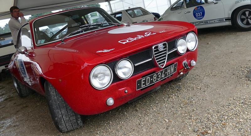 """Alfa Romeo """"esprit' GTAM - Autodrome Linas Montlhery Sept 2016 29902966791_1514dff4e1_c"""