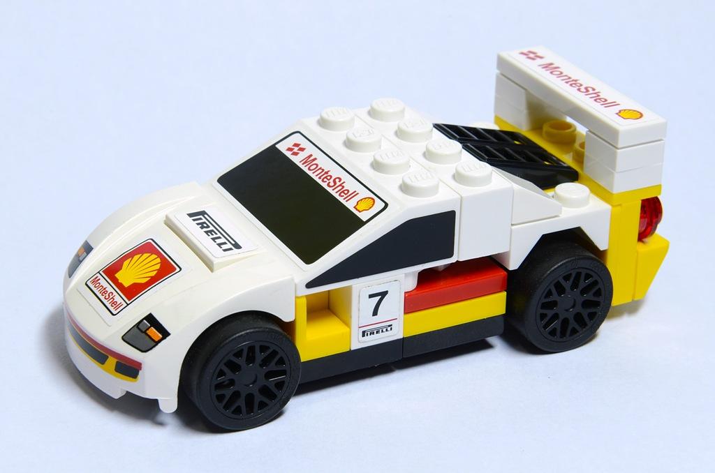 Shell / Ferrari / Lego - Ferrari F40 | noel2x | Flickr