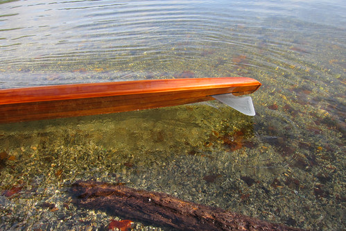 Red Cedar Message Board ~ Red cedar drift paddle board rudder kelvin humenny s