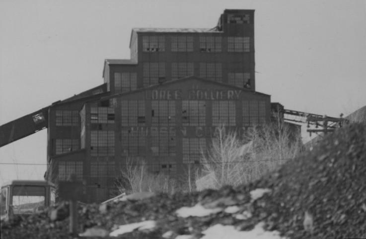 Ic Free Shipping >> Loree Colliery...Larksville, PA   A long demolished ...