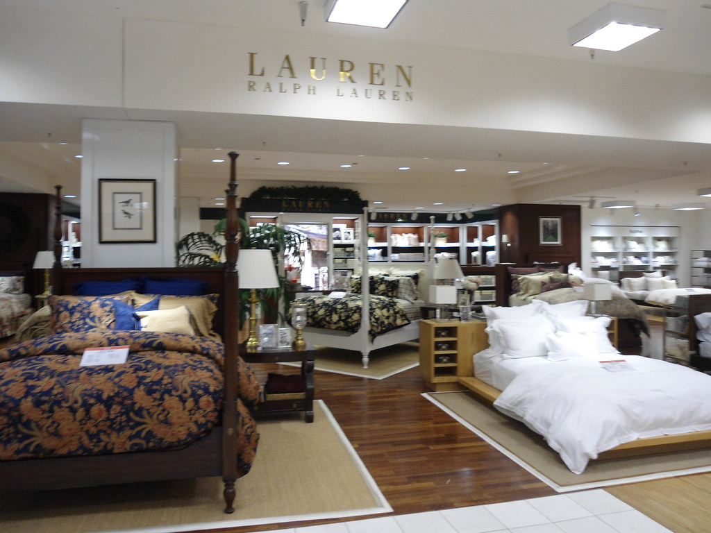 Ralph Lauren Lauren Home Store At The Bon Macy 39 S Downtown Flickr