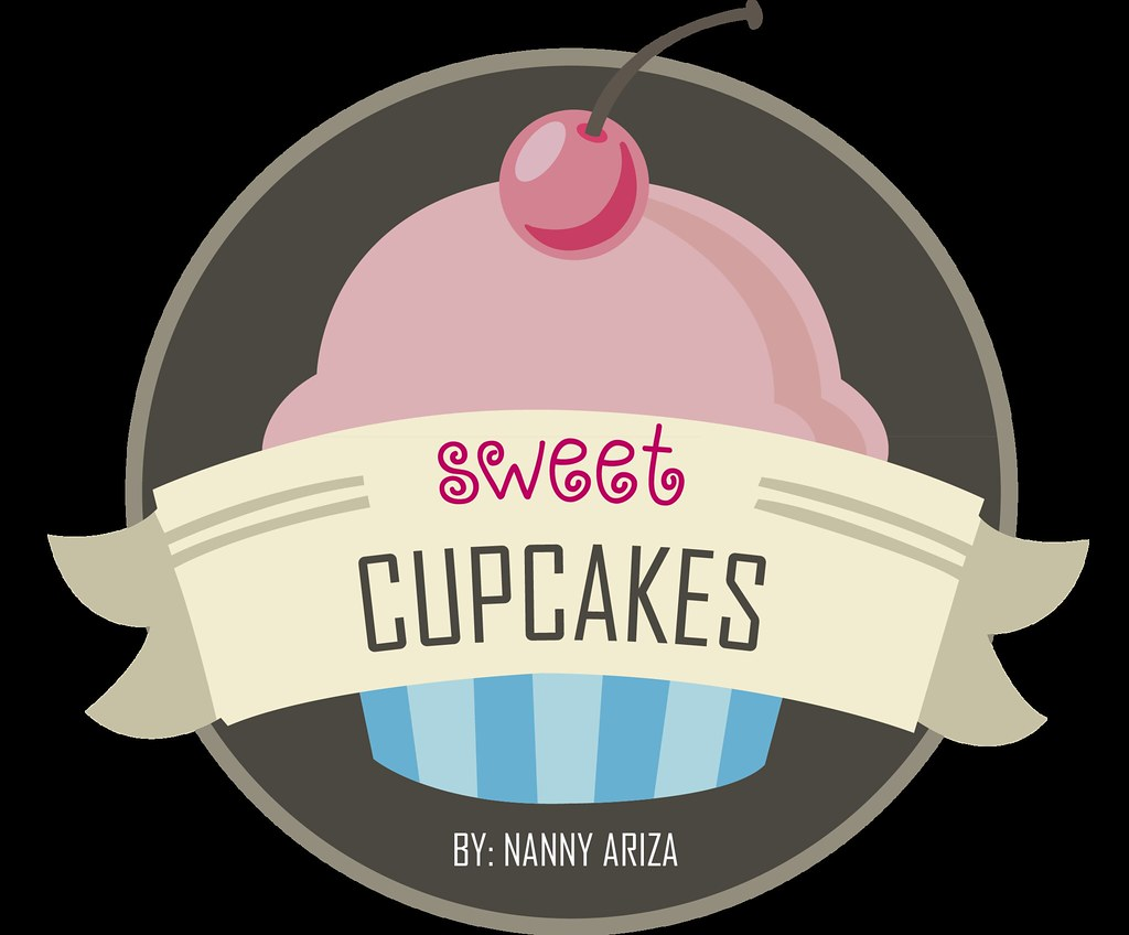 Logo Empresa De Cupcakes Leslie Romero Flickr
