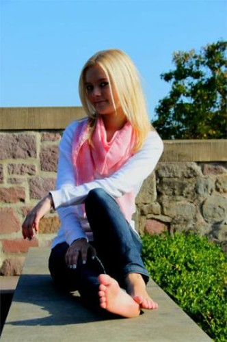 Blonde Teen Soles  Nikky  Flickr-1321