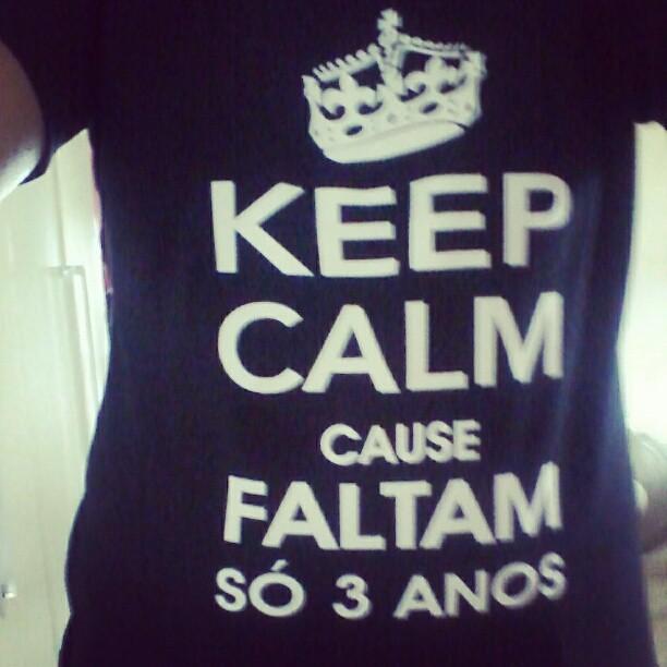 Camiseta De Formatura Formatura 2012 Keep Calm Ca Flickr