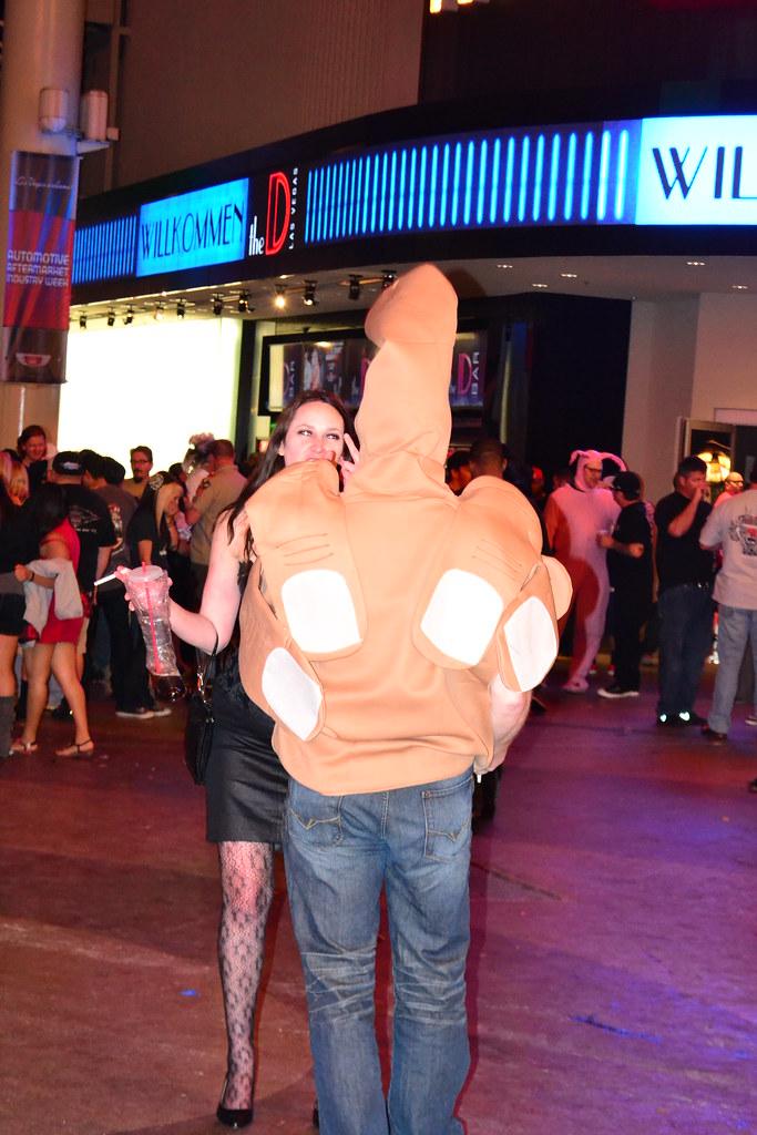 Halloween on Fremont St, Las Vegas, 2012   Love_Haight   Flickr
