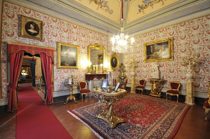salotto_rosso5  Palazzo Viti  Flickr