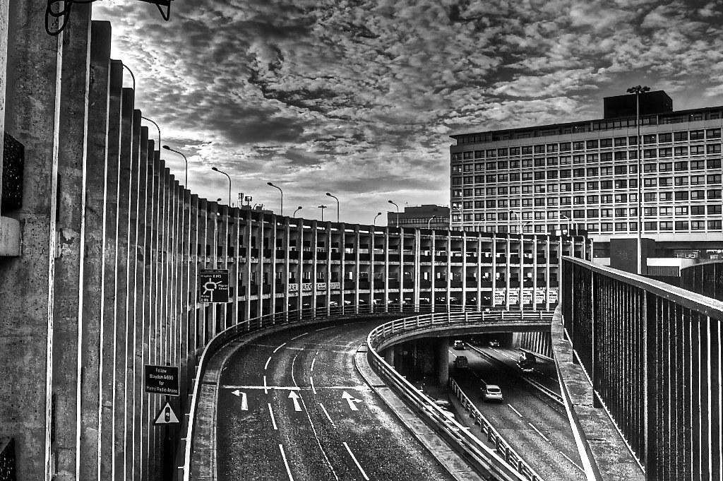 Swinging 60 39 s architecture newcastle upon tyne phil for Architecture 60s