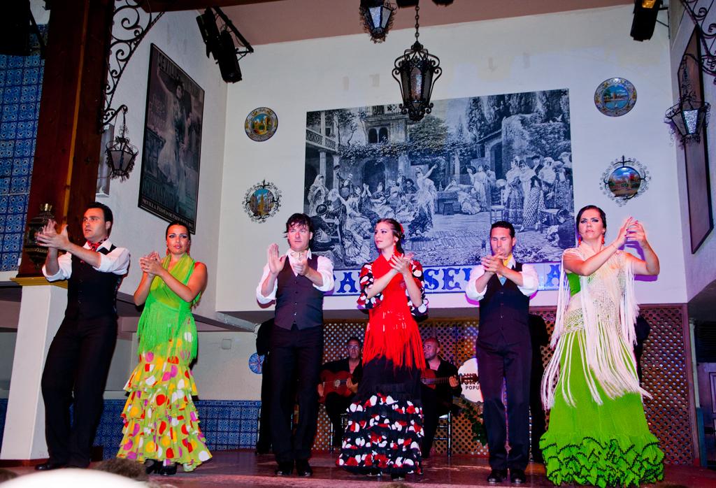 El Patio Sevillano Flamenco El Patio Sevillano Flamenco Flickr