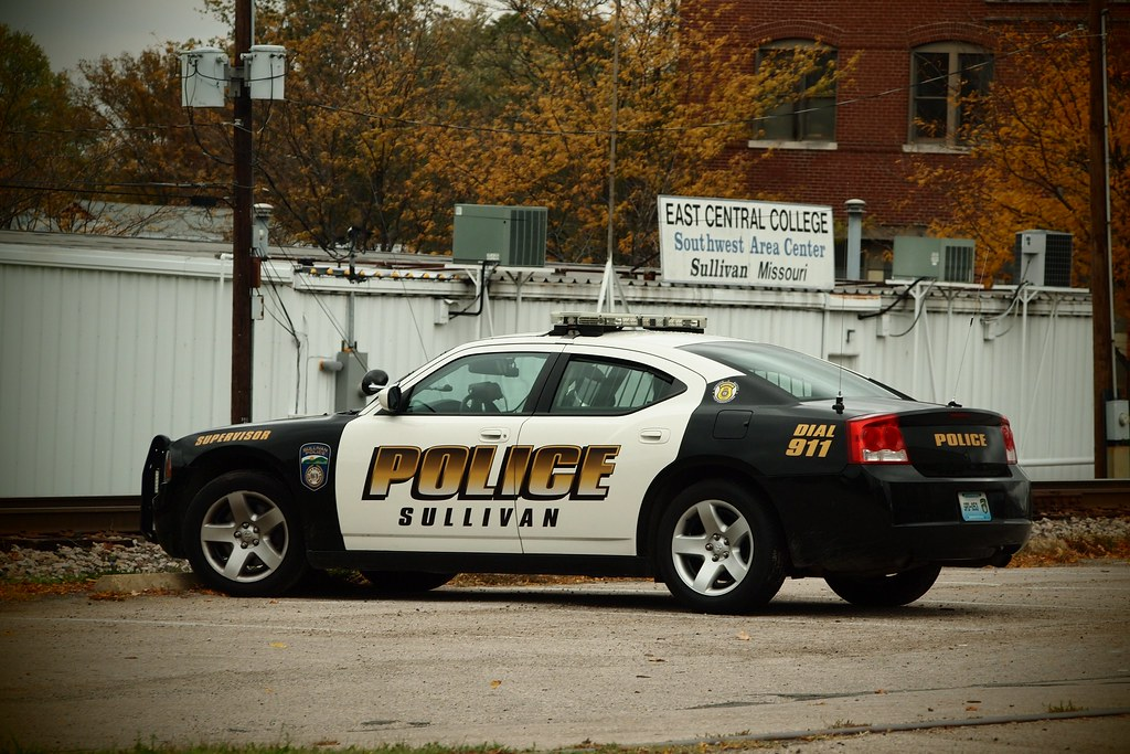 Sullivan Police Department Weekly Arrest Report