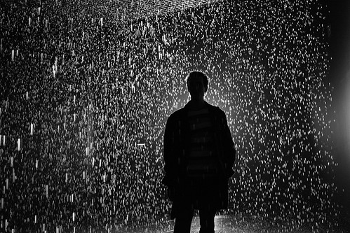 Rain Room London Barbican Opening Times