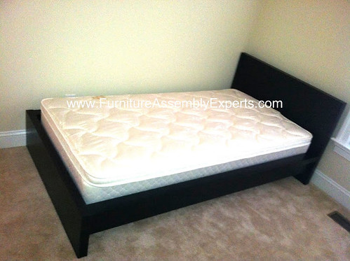 Ikea malm bed assembly service in laurel md ikea malm for I furniture assembly