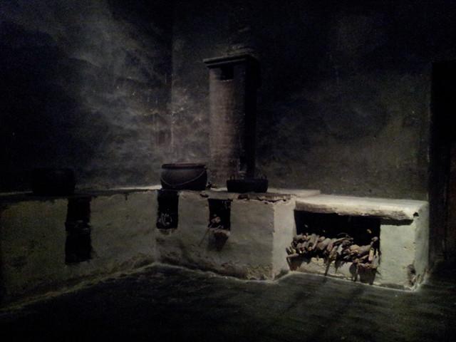 Photo - Cocina a lena ...