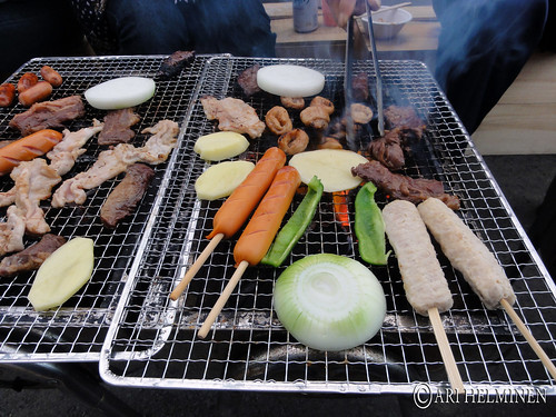 Japanese barbeque 日本のバーベキュー | by Ari Helminen