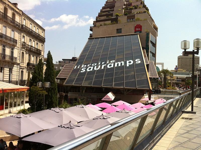 Librairie Sauramps de Montpellier