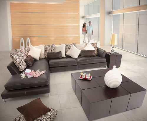 Sala boal vesubio piel placencia muebles placencia for Comedores de piel