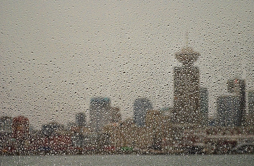 Rainy Vancouver // Photo of the Day: December 14, 2012 | by Doug Murray (borderfilms)