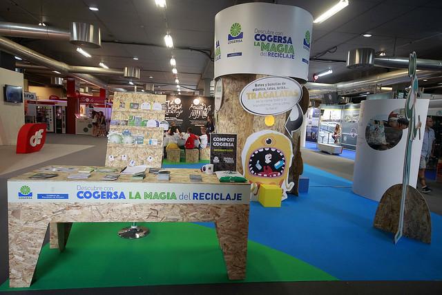 """""""La Magia del Reciclaje"""" en FIDMA 2016"""